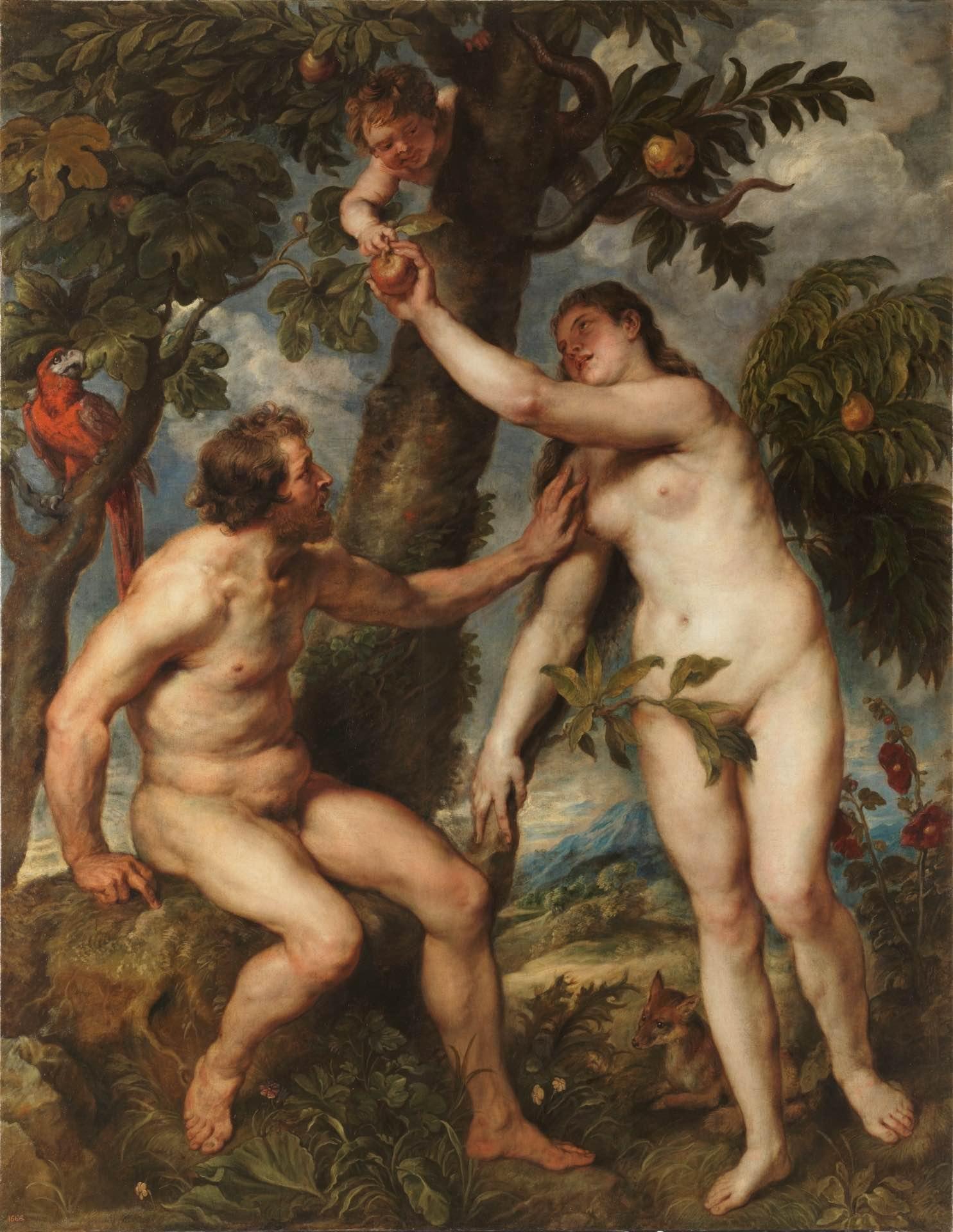 Los Primeros Seres Humanos La Mitología Detrás De Adán Y Eva