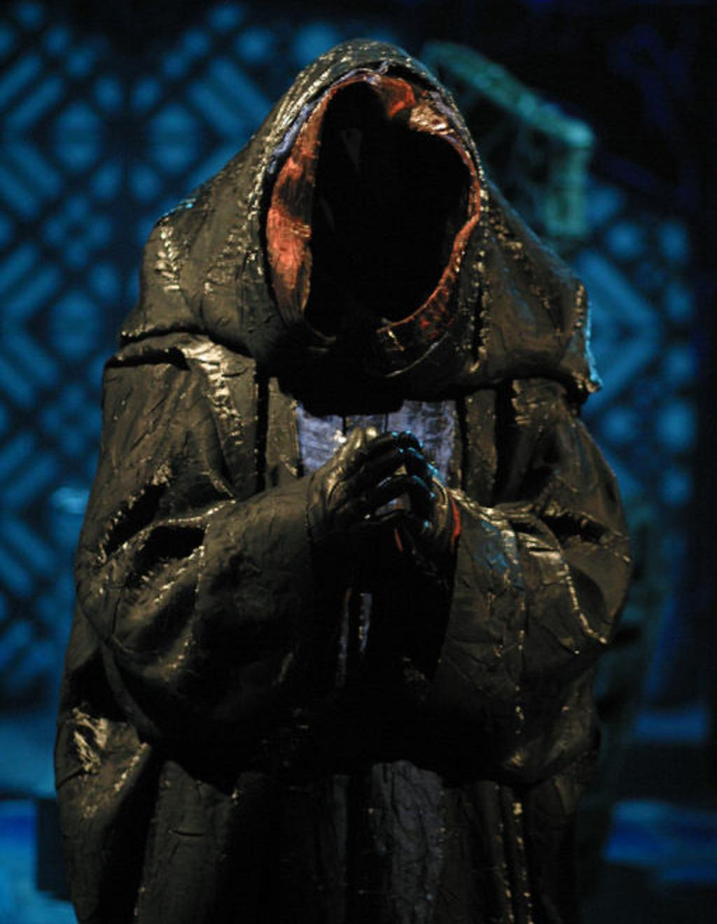 Personaje de Anubis en la serie Star Gate SG1.