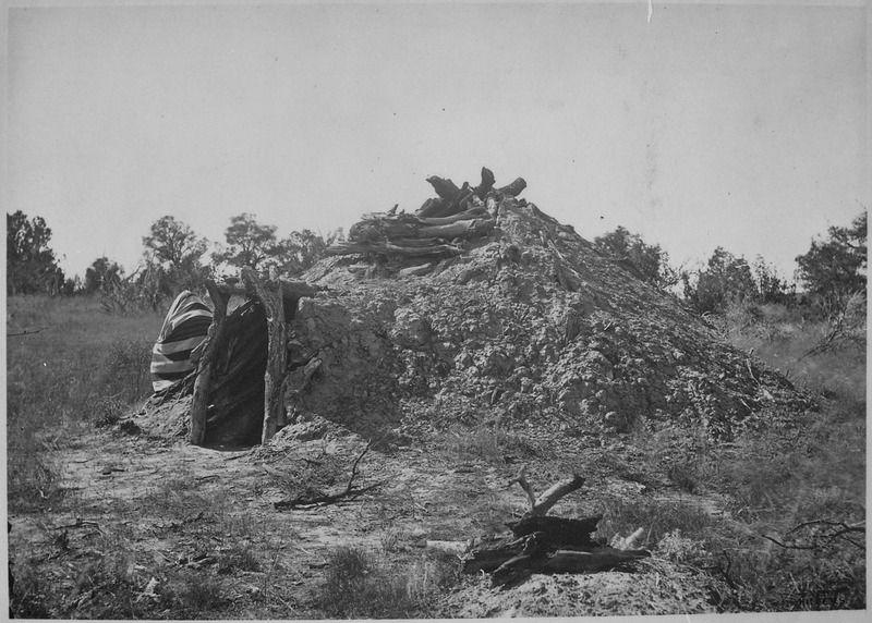 Hogan Navajo.