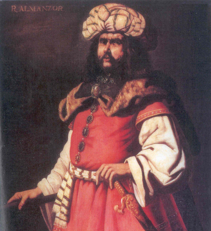 Abu Yafar Al-Abdallah Ibn Muhammad Mans ur conocido como  Al-Mansur fundador de la ciudad de Bagdad y de la Casa de la Sabiduría.